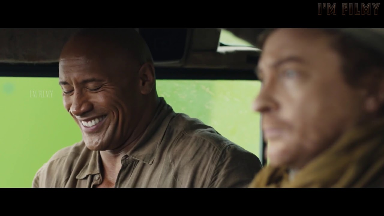 Download Jumanji 2 Hilarious Bloopers and Gag Reel - Try Not To Laugh with Kevin Hart 2018