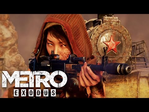 Metro Exodus - Official Launch Trailer