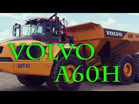 VOLVO ARTICULATED A60H - Toka Tindung Site, Manado - NORTH S
