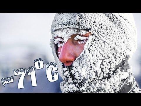5 Orte mit extremem Klima