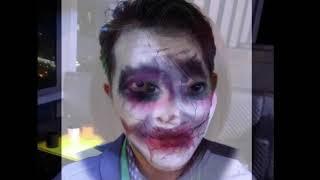 Mitopia Body Painting Art- Halloween Make-Up萬聖節特效彩繪派對