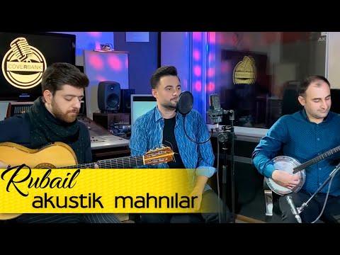 Rubail Azimov - Akustik ifalar mix #1 (COVERBANK)