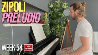 Zipoli - Preludio   Month 12   Adult Piano Progress