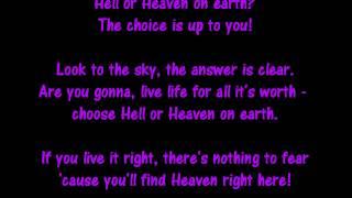 Lynyrd Skynyrd - Hell or Heaven (lyrics)