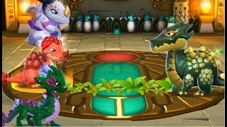 Dragon Mania Legends - Garden Dragon Battles Funny Game Video Gameplay Walkthrough