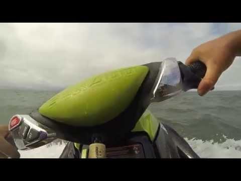 fort boyard en jet ski