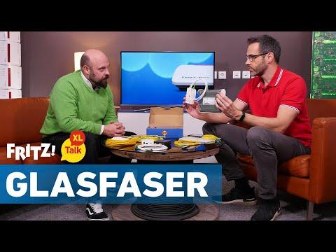 FRITZ! Talk XL 04 – Glasfaser: alles zu GPON, AON, aktiver und passiver Anschluss
