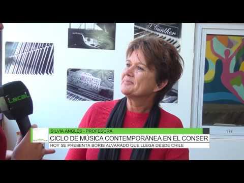 Ciclo de Música Contemporánea en el Conservatorio, Silvia Angles