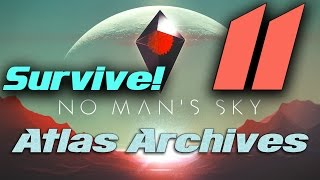 No Man's Sky: Survive! PC Delay, and Should you Pre-Order? (Atlas Archives Ep. 11)