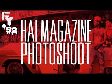 Hai Magazine Photoshoot - Forever Young Eps.52##
