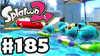 New Albacore Hotel! NEW WEAPONS! - Splatoon 2 - Gameplay Walkthrough Part 185 (Nintendo Switch)
