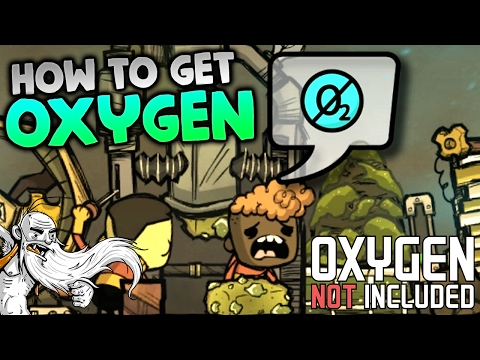 "Oxygen Not Included Alpha Gameplay - ""OXYGEN & CARBON DIOXIDE CONTROL!!!""  - ONI Let"