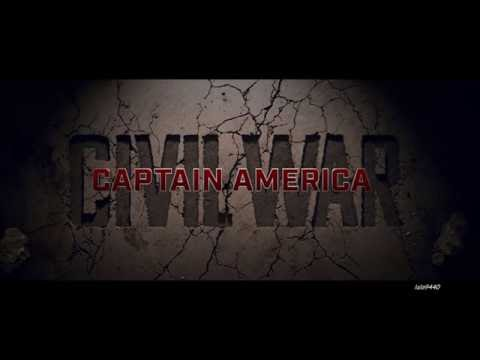 Captain America Civil War End Credits HD HQ
