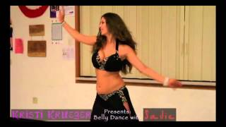 Repeat youtube video Bellydancer gets FAT