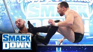 Daniel Bryan & The Miz vs. King Corbin & Dolph Ziggler: SmackDown, Dec. 20, 2019