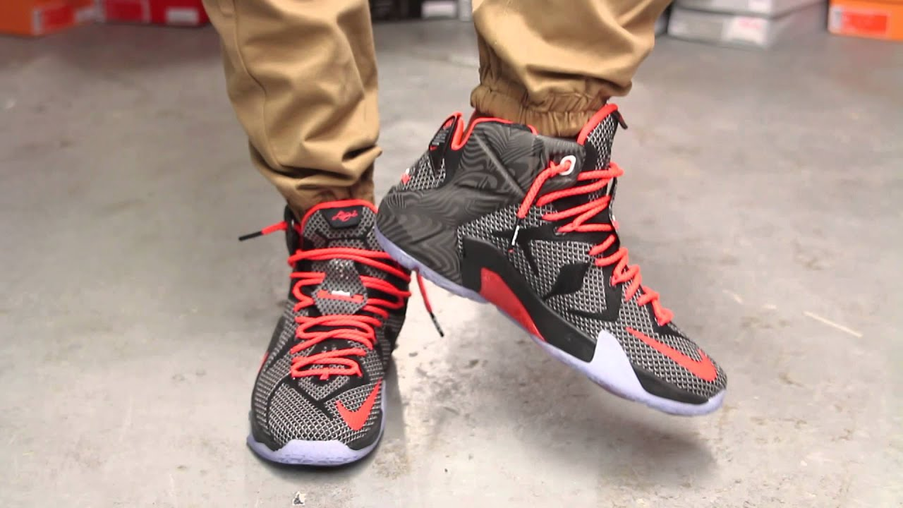 the latest 5b25c 4e58a Lebron XII