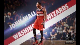 """John Wall Mix """"There He Go"""""""