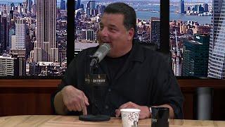 Steven Schirripa talks The Sopranos Death with Anthony Cumia
