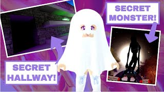 SPOOPY SECRETS IN EARTH, AUTUMN TOWN, & ENCHANTIX! //Roblox Royale High SECRETS