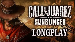 XBOX360 Longplay [004] Call of Juarez: Gunslinger - Full Game Walkthrough | No commentary