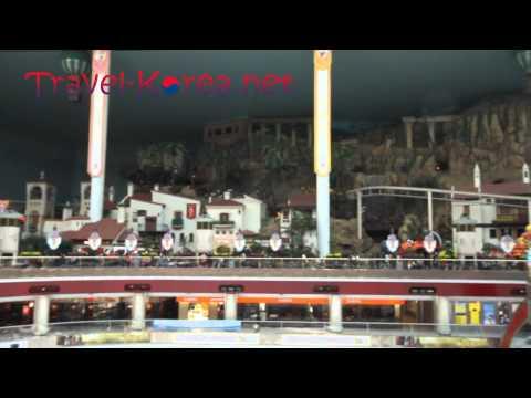 Tour of Lotte World in Seoul, Korea!