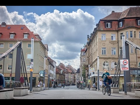 Bamberg Walking Tour 2017