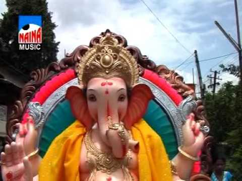 Majya Gharat Hi Pavhani Hi Gourai | Ganpati Latest Song | HD | 2016