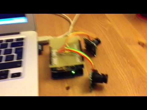 How to use code for OV7670 on Arduino Uno - Stack