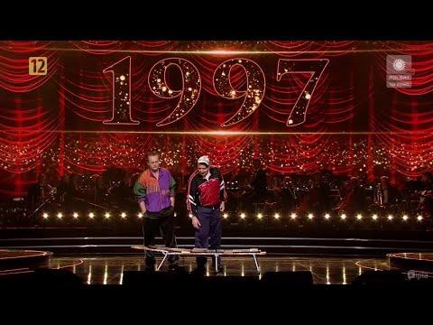 Gala 25-lecia Telewizji Polsat - Rok 1997
