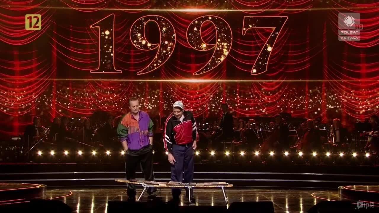 Gala 25-lecia Telewizji Polsat – Rok 1997