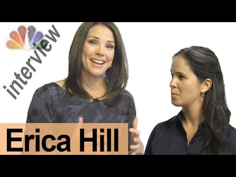 ERICA HILL -- Interview a Broadcaster! -- American English Pronunciation