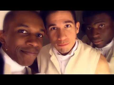 Aaron Burr, Sir: Backstage at Hamilton || Tribute Video