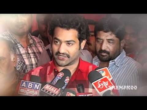 Oosaravelli Screening Trailer - Jr.NTR & Tamanna thumbnail