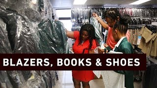As schools across the country start the 2019 academic year, EWN went to find out just how much parents had to fork out for new school supplies .  Blazers, books and shoes come with a hefty price tag. Where did the money come from?   Click here to subscribe to Eyewitness news: http://bit.ly/EWNSubscribe  Like and follow us on: http://bit.ly/ EWNFacebookAND https://twitter.com/ewnupdates  Keep up to date with all your local and international news: www.ewn.co.za    Produced by: Bertram Malgas