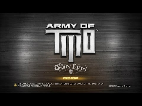 PS3 Longplay [138] Army of Two The Devils Cartel (part 1 of 3)