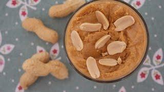 Diy: Easy Homemade Peanut Butter Recipe (vegan) [recipe Diary]