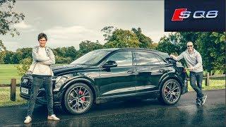 NEW AUDI SQ8 V8 1st Drive 2020 | 900nm Torque | Quattro