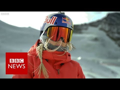 Big Air: Heartbreak on an Olympic debut - BBC News