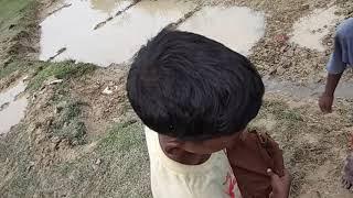 मछली पकड़ना सीखे इन बच्चा से Dara patti sandeep bhai