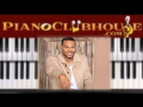Todd Dulaney The Anthem Easy Piano Tutorial Lesson Youtube