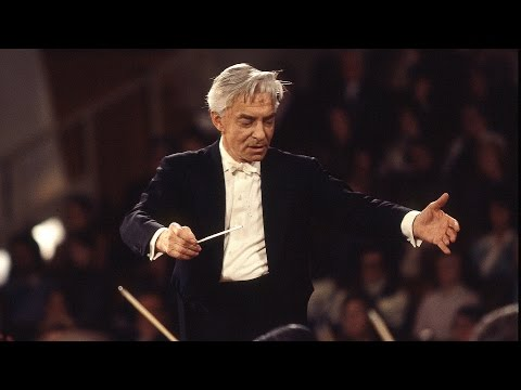 1977 New Year's Eve concert with Karajan conducting Beethoven's 9th Symphony