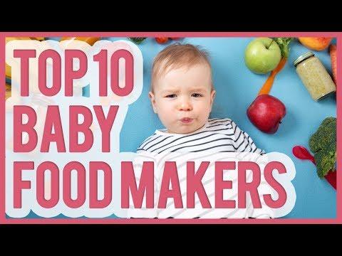 Best Baby Food Maker 2019 – TOP 10 Baby Food Makers