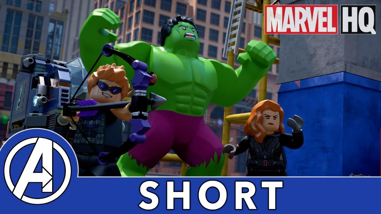 Iron Meets Steel | LEGO Marvel Avengers: Climate Conundrum | Iron Rivalry Part 5
