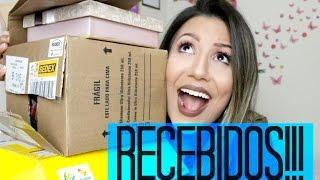 ÚLTIMOS RECEBIDOS!!! QUE ALEGRIA!!! | Camila Lima