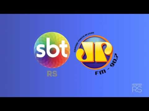 (Rádio) Inserção do SBT RS nas rádios de Porto Alegre - Jovem Pan Grande Porto Alegre