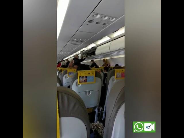 Sin medidas de protección para los pasajeros en plena pandemia del Coronavirus