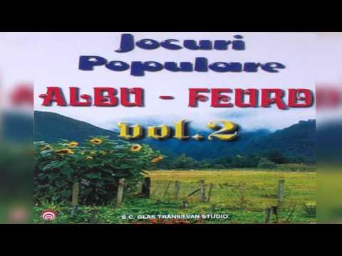 Albu - Feurd - Jocuri populare vol.II - album
