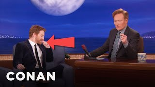 Seth Green Denies Eating His Boogers