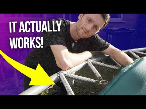 Thumbnail: How to make your trampoline BOUNCIER!