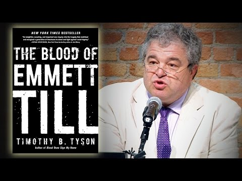 Faculty Bookwatch: The Blood of Emmett Till with Author Tim Tyson